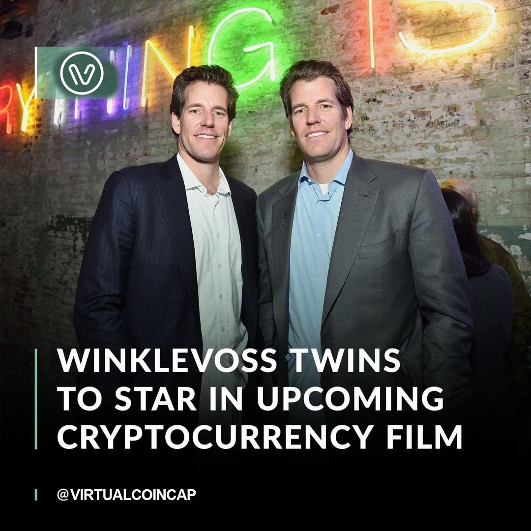 """The Winklevoss twins are making a movie about the Winklevoss twins and the firm is an adaptation of """"Bitcoin Billionaires"""". David Fincher's movie The Social Network committed the origins of Facebook to film. A major part of that drama brought to light how Mark Zuckerberg allegedly stole an idea from the Winklevoss twins to create Facebook. According to Deadline"""
