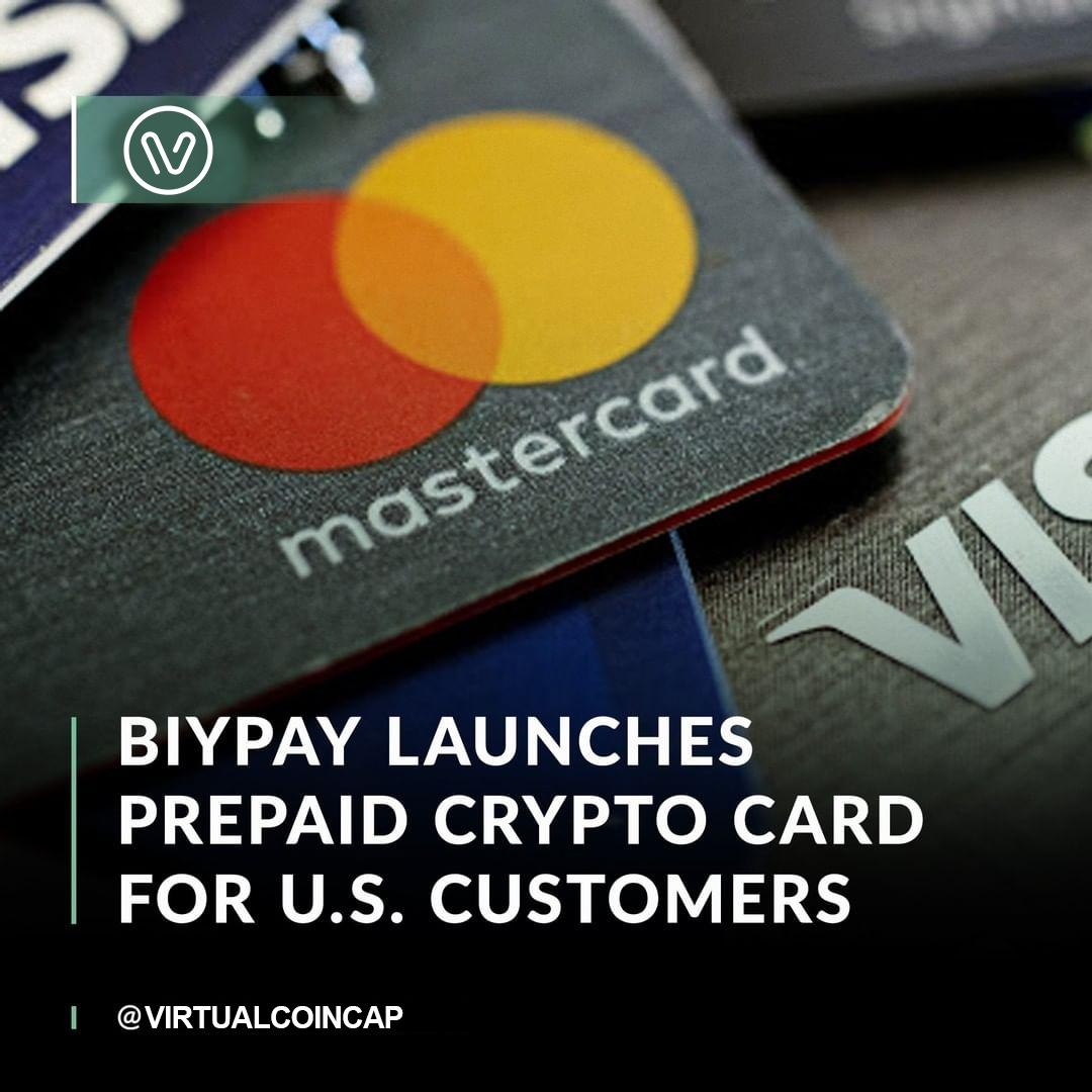 Blockchain payments provider Bitpay has launched a prepaid debit card enabling U.S. customers to spend their crypto holdings as fiat currency.