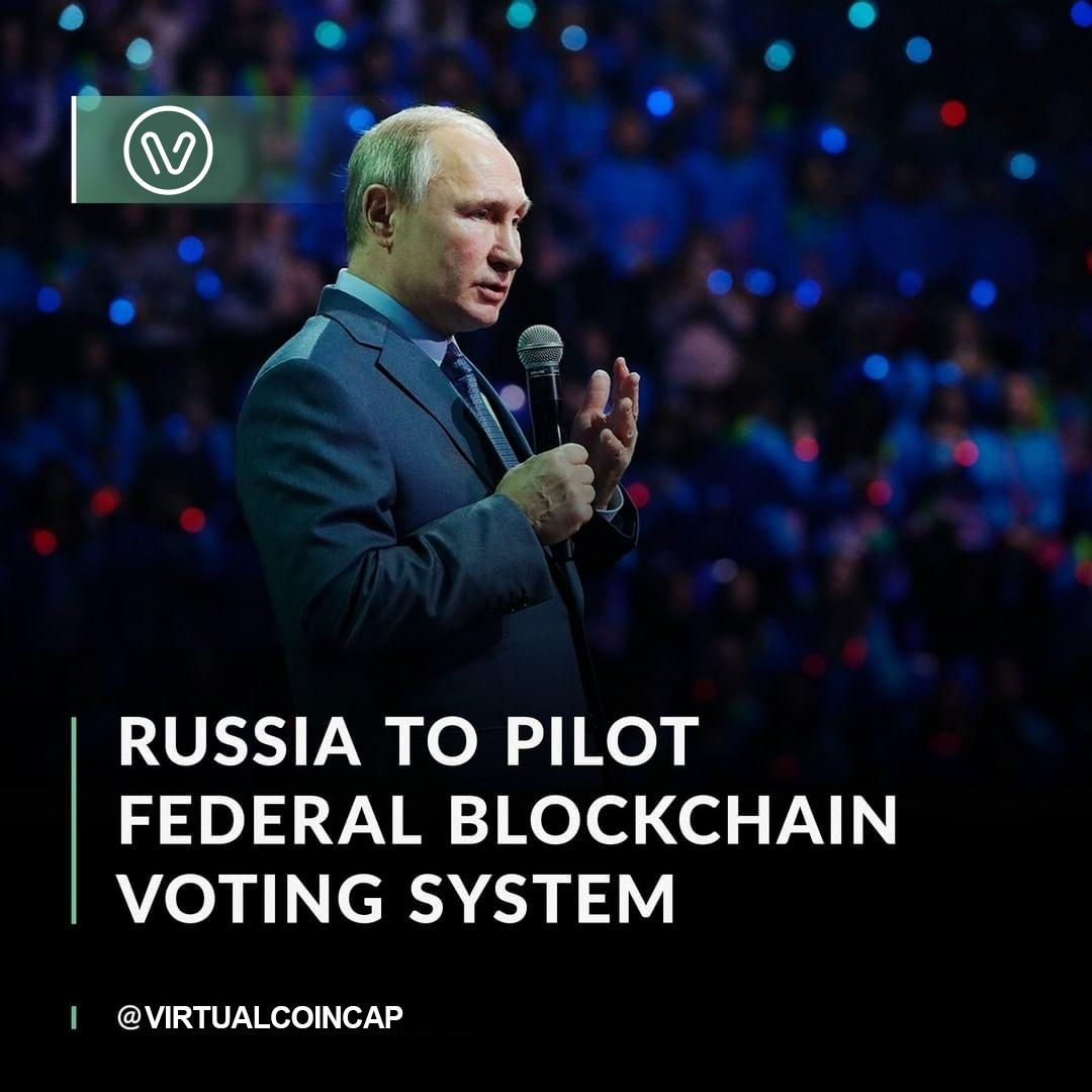 The country's interest in Blockchain voting marches forward.