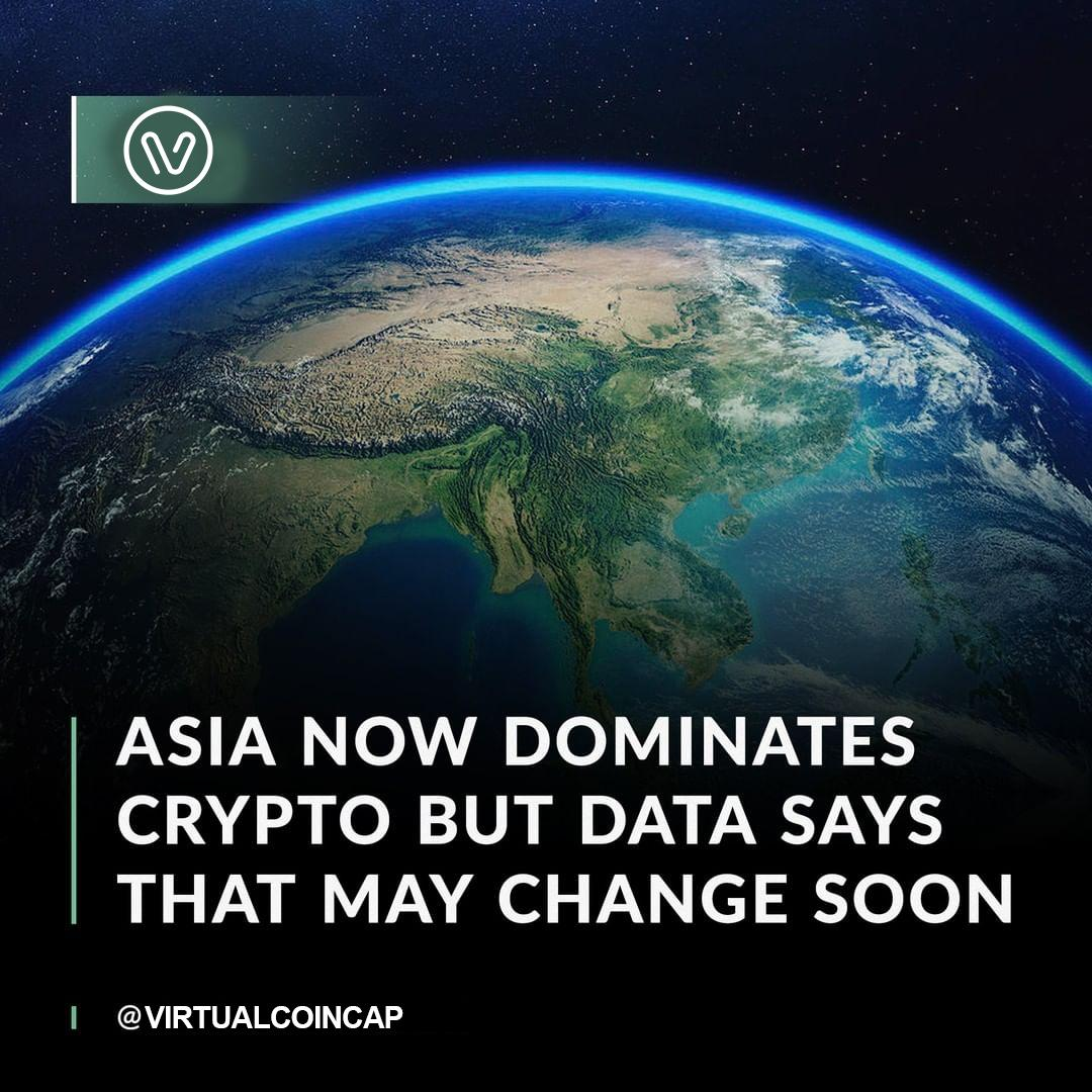 The crypto world's center of gravity is Asia. Big crypto-exchanges and companies operate in Europe and North America