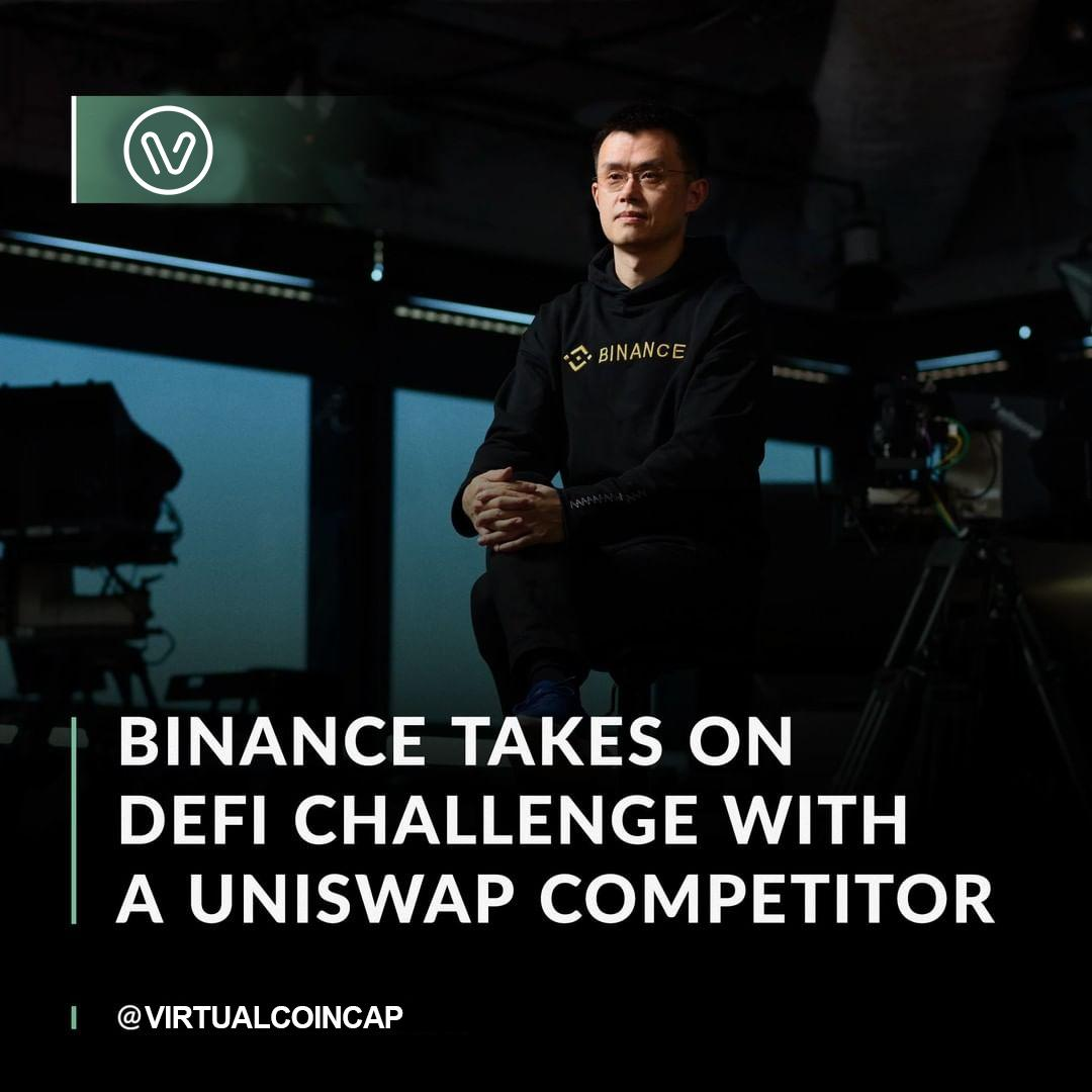 Crypto exchange giant Binance makes another move into DeFi with new token swapping liquidity platform.