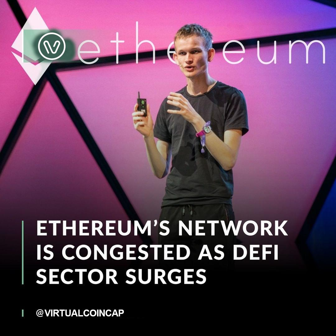 The Ethereum network has been placed under immense pressure to handle significant demand for its blockspace