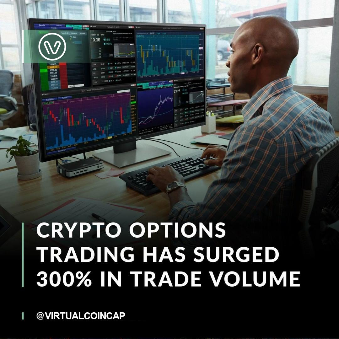 Activity in bitcoin options listed on the Chicago Mercantile Exchange (CME) surged Wednesday as investors traded call options
