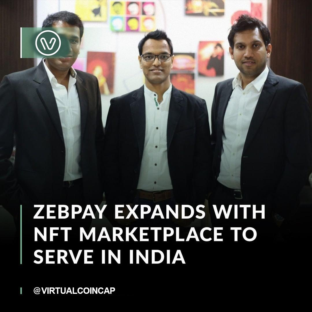 Crypto exchange Zebpay aims to create an ecosystem for digital-collectible fans in India.