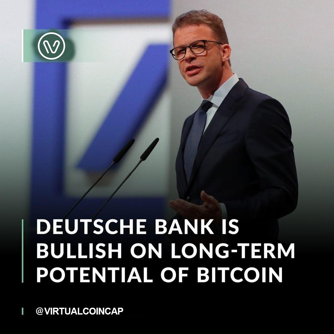 A Deutsche Bank strategist has expressed another hopeful-sounding sentiment about bitcoin (BTC) – but it looks as though not everyone in the conventional financial world has been sold on the crypto dream