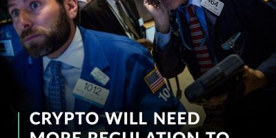 Bitcoin will become more stable and liquid when regulatory certainty is in place