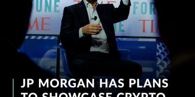 JPMorgan Chase & Co. is planning to launch a structured note offering tied to a basket of Bitcoin-friendly stocks for investors interested in trading cryptocurrencies