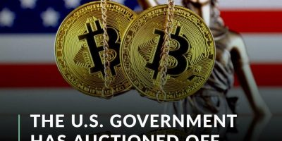 The US General Services Administration has successfully concluded an auction for Bitcoin—the agency's first such sale.