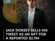 Jack Dorsey raised $2.9 million for charity selling a tweet