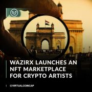 WazirX has launched one of India's first marketplaces for Non-Fungible Tokens (NFT). The development has paved the way for seamless exchange of digital assets and intellectual properties including art pieces