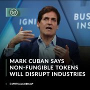 Dallas Mavericks owner and Dogecoin proponent Mark Cuban says nonfungible tokens may have the ability to disrupt and even transform industries dealing with digital identity verification and electronic signatures.