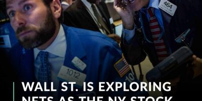 The New York Stock Exchange (NYSE) minted its first set of non-fungible tokens (NFTs) on Monday with six homages to hot tech stocks that debuted on the world's largest bourse.
