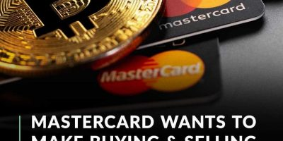 Mastercard is looking to make it easier for its partners to convert cryptocurrency to traditional fiat currency
