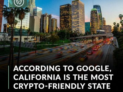 California has emerged as the most crypto-ready jurisdiction in the United States thanks to the proliferation of cryptocurrency ATMs and growing interest in digital assets among the state's population